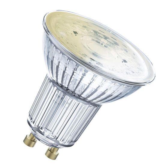 Лампа с управлением по WiFi LED MR16 GU10 5Вт (350Лм) 2700К 230В диммируемая OSRAM